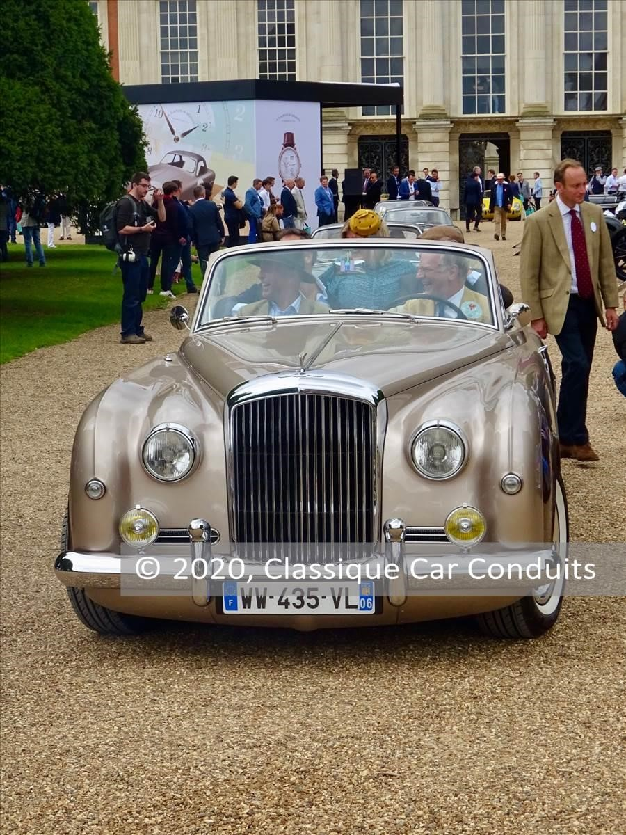 1957 Bentley S1 Continental Drophead Coupé